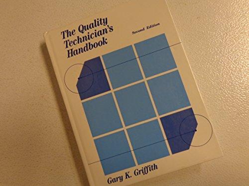 9780137474523: The Quality Technician's Handbook