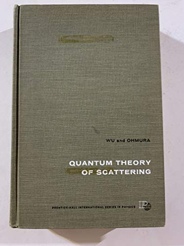 9780137478811: Quantum Theory of Scattering