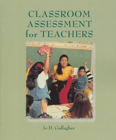 9780137481040: Classroom Assessment for Teachers