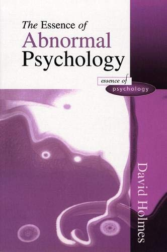 9780137486335: The Essence of Abnormal Psychology