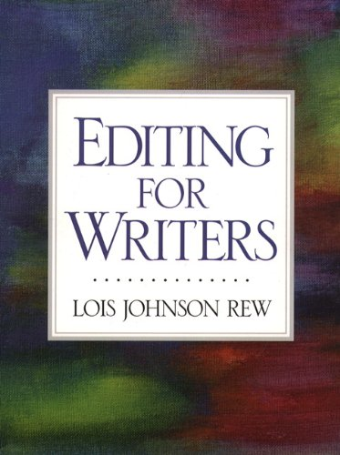 9780137490868: Editing for Writers