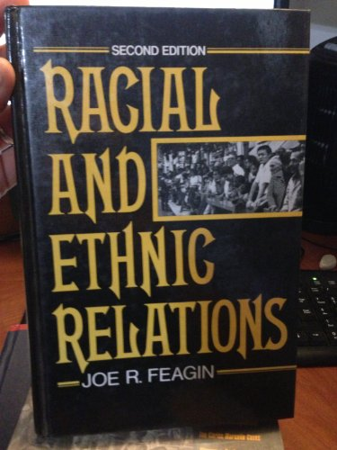 9780137501250: Racial and Ethnic Relations (Prentice-Hall series in sociology)