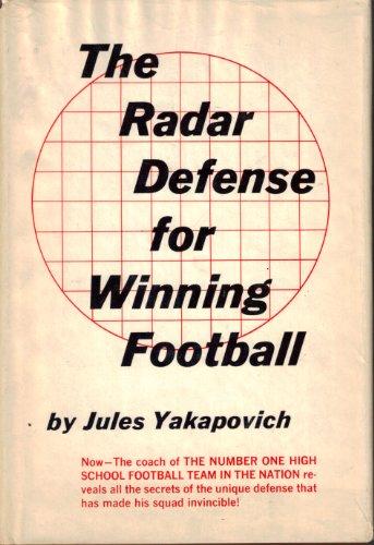9780137503728: The Radar Defense for Winning Football