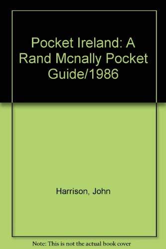 Pocket Guide to Ireland: Harrison, John, Harrison,
