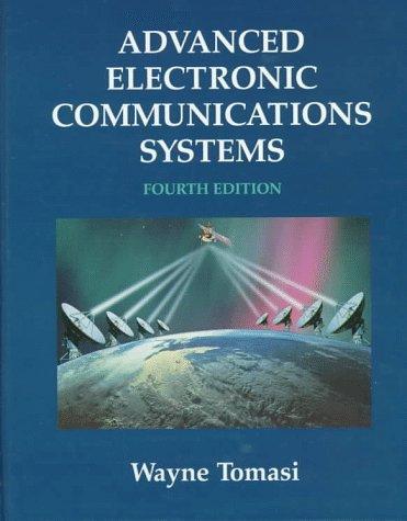 9780137509867: Advanced Electronic Communications