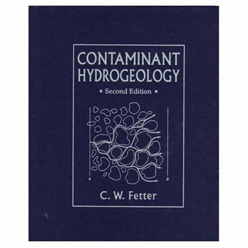 9780137512157: Contaminant Hydrogeology (2nd Edition)
