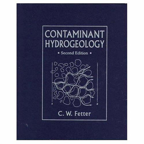 9780137512157: Contaminant Hydrogeology (2nd Edition)