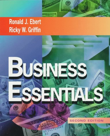 9780137517107: Business Essentials