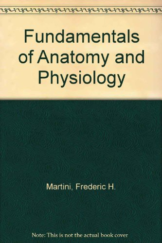 9780137518357: Fundamentals of Anatomy and Physiology