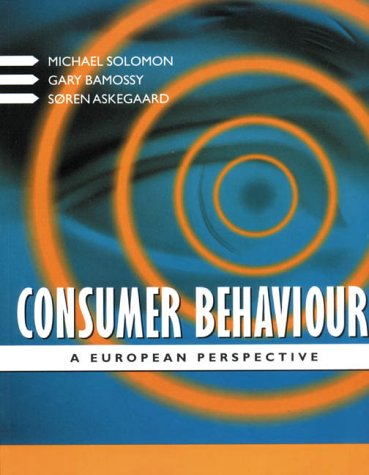 9780137519835: Consumer Behaviour: A European Perspective