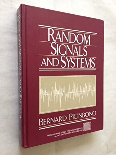 9780137522705: Random Signals and Systems (Prentice Hall Signal Processing)