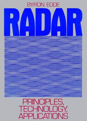 9780137523467: Radar: Principles, Technology, Applications (Prentice Hall Professional International Editions)