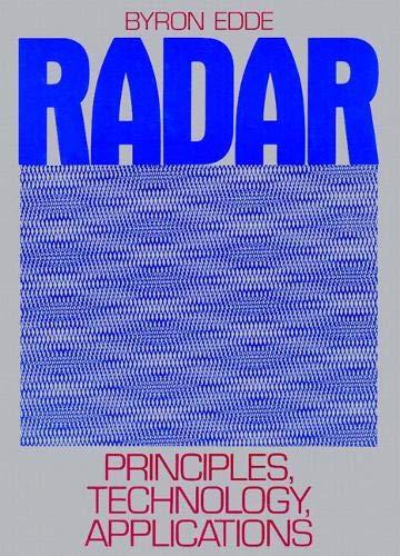 9780137523467: Radar: Principles, Technology, Applications