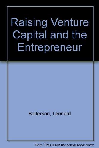 9780137526840: Raising Venture Capital and the Entrepreneur