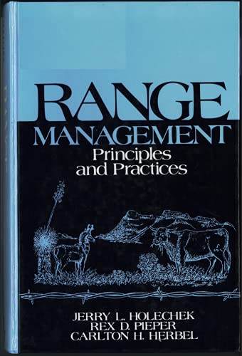 9780137527915: Range Management: Principles and Practices