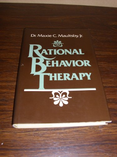 9780137529155: Rational behavior therapy