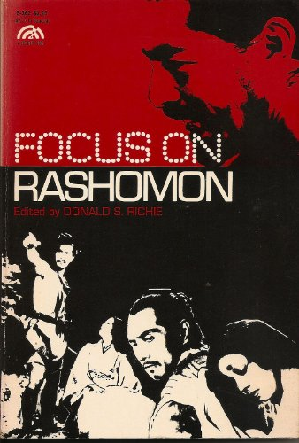 9780137529728: Focus on Rashomon (Film Focus)