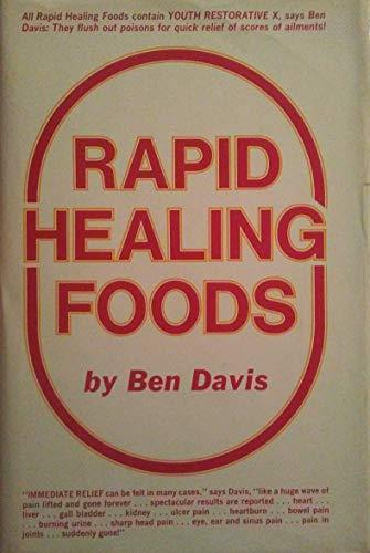 9780137531370: Rapid Healing Foods