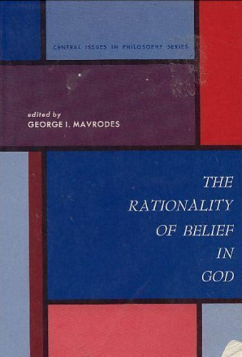 9780137531868: The Rationality of Belief in God