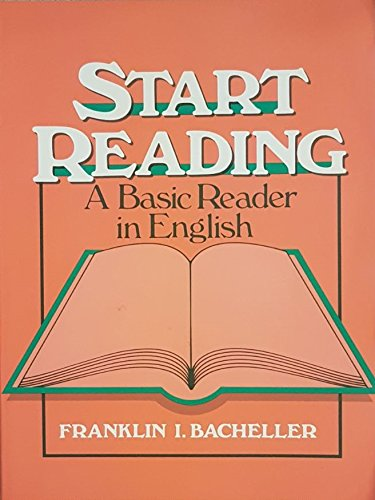 9780137537242: Start Reading: A Basic Reader in English