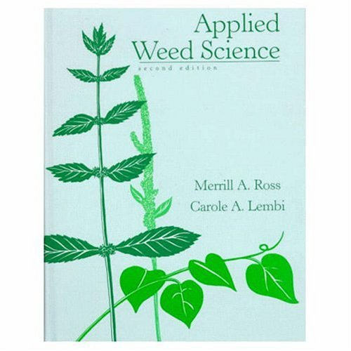 9780137540037: Applied Weed Science