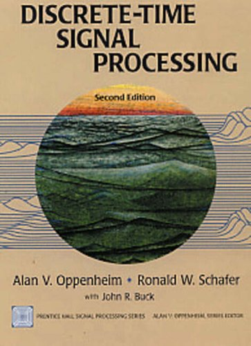 9780137549207: Discrete-time Signal Processing, reissued 2nd Ed.