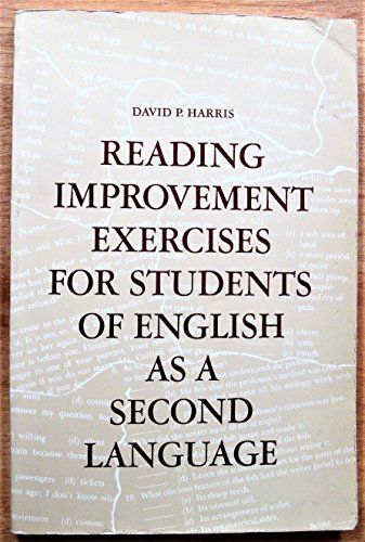 9780137550586: Reading Improvement Exercises for Students of English as a Second Language