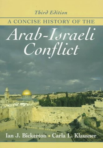 9780137551002: A Concise History of the Arab-Israeli Conflict
