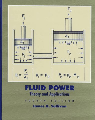 Fluid Power: Theory and Applications (4th Edition) - James Sullivan