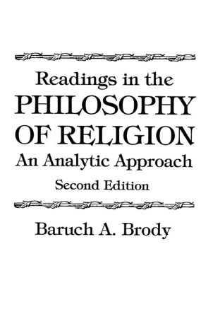 9780137562060: Readings In The Philosophy Of Religion: An Analytic Approach (Second Edition)