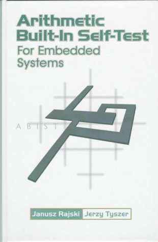 9780137564385: Arithmetic Built-in Self Test for Embedded Systems