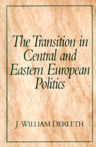 9780137564538: Transition in Central Europe