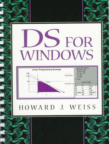 9780137570638: Decision Science for Windows