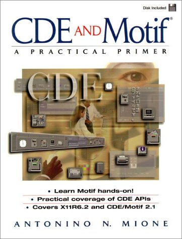 9780137608287: Essential Guide to Cde/Motif 2.1