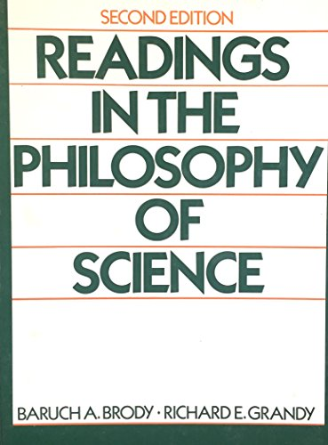 9780137610655: Readings in the Philosophy of Science