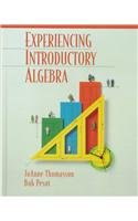Experiencing Introductory Algebra : Instructor's Ed.