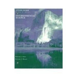 9780137613625: Environmental Science
