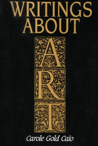 9780137617012: Writings About Art
