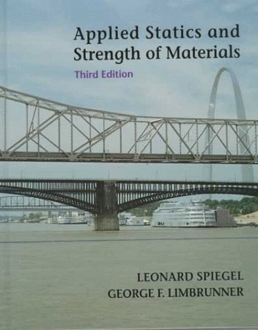 9780137619900: Applied Statics and Strength of Materials (3rd Edition)