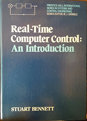9780137624850: Real Time Computer Control: An Introduction
