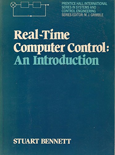 9780137625017: Real-time Computer Control: An Introduction