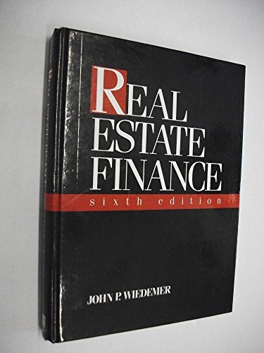 9780137628322: Real Estate Finance and Housing ... Outlook and Fact Book