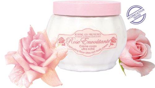 9780137629879: Jeanne en Provence - Crème Corps ultra riche Rose Envoutante - 200ml
