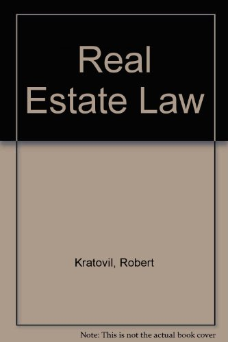 9780137633432: Real Estate Law