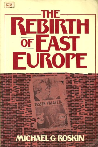9780137634422: Rebirth of East Europe