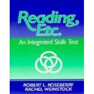 9780137634675: Reading, etc.: An Integrated Skills Test