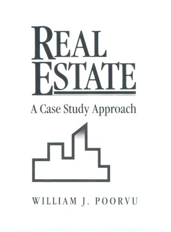 9780137634835: Real Estate: A Case Study Approach