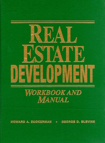 9780137634910: Real Estate Development Workbook and Manual