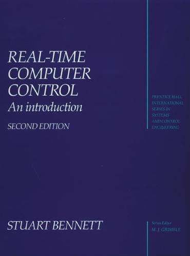 9780137641765: Real-Time Computer Control: An Introduction (2nd Edition)
