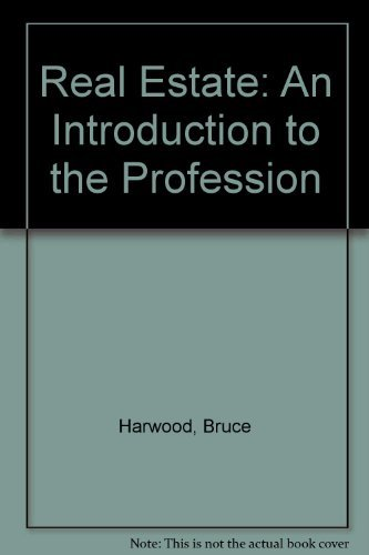 9780137657285: Real Estate: An Introduction to the Profession